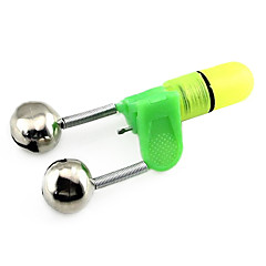 1/10/20 개 기타 도구 낚시 벨 그린 g/온스 mm 인치,하드 플라스틱 민물 낚시 일반적 낚시 잉어 낚시