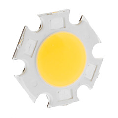 DIY 5W 420-500lm 300mA 3000K Warm White Light Zintegrowany moduł LED (15-17V)