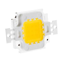 billige Højkapacitets-LED-diy 10w 820-900lm 900ma 3000-3500k varmt hvidt lys integreret ledemodul (9-12v)