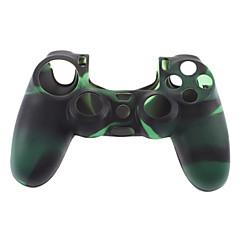 abordables Fundas PS4-Game Controller Case Protector Para PS4 ,  Game Controller Case Protector Silicona 1 pcs unidad