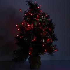preiswerte LED Lichtstreifen-4m Leuchtgirlanden 40 LEDs Rot