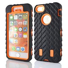 Недорогие Кейсы для iPhone-Кейс для Назначение Apple iPhone X / iPhone 8 / iPhone 8 Plus Защита от удара Чехол броня Твердый ПК для iPhone X / iPhone 8 Pluss / iPhone 8