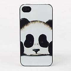 Сонная Дело Panda Защитный чехол для iPhone 4/4S