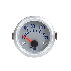 Недорогие OBD-Температура воды метр колеи с датчиком для авто автомобиль 2 52мм 40 ~ 120Celsius Степень Оранжевый свет