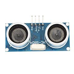 お買い得  アクセサリー-超音波モジュールHC-SR04の距離測定変換器センサ(Arduinoのための)