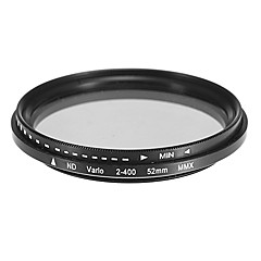 Giratorio ND de filtro para la cámara (52mm)