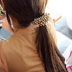 Недорогие Женские украшения-Жен. Элегантный стиль Резинка Ткань / Резинки для волос