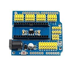 お買い得  マザーボード-(Arduinoのための)のための多機能ナノUNO拡張ボードDuemilanoveの2009 / UNO R1