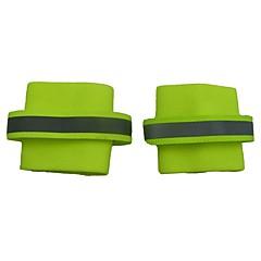 お買い得  犬用首輪/リード/ハーネス-犬 反射 安全用具 ナイロン オレンジ グリーン