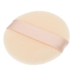 Smikkészlet tárolás Púder puff/Szépségápolási kellék 13.3*11.4*2 Orange