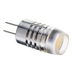 お買い得  LED 電球-120lm lm G4 LEDボール型電球 1PCS LEDの COB 温白色 DC 12V