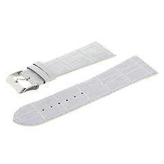 preiswerte Herrenuhren-Uhrenarmbänder Leder Uhren Zubehör 0.018 Gute Qualität