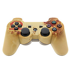 Kontroller For Sony PS3 Gaming Håndtag Bluetooth