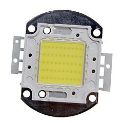 ZDM ™ DIY 50W wysokie 4000-5000lm mocy chłodne białe światło zintegrowany moduł LED (32-35v)