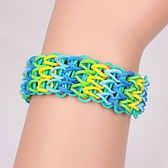 Sweet Color Loom Bands Rubber Band Bracelet NO.8