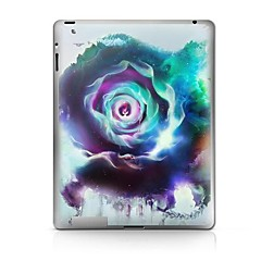 Flower Pattern Protective Sticker for iPad 1/2/3/4  iPad Skin Stickers