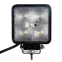 Недорогие Фары для мотоциклов-Автомобиль Лампы 15W W Высокомощный LED lm Рабочее освещение