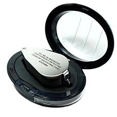 olcso Precíziós eszközök-zw9890 40x teljesen fém, nagy felbontású nagyító nagyító mikroszkóp vezetett currengy felderítése