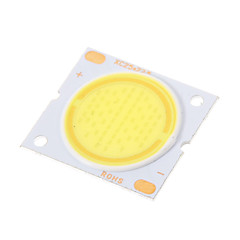 30W COB 2700-2900LM 6000-6500K Cool White Light LED Chip (30-34V, 600uA)