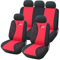 9 PCS Set Car Seat Covers Universal Fit  Auto Accessories