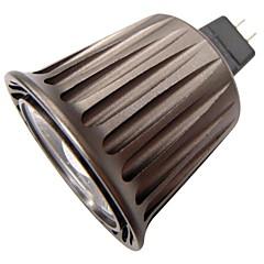 5 W- MR16 - GU5.3 - Spotlamper (Kølig hvid , Dekorativ) 380 lm- DC 12/AC 12