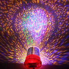 お買い得  LED アイデアライト-ディーロマンチックな銀河星空のプロジェクターナイトライト祝賀祭