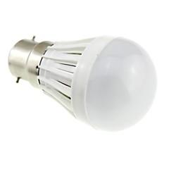 お買い得  LED 電球-2W 1200 lm B22 LEDボール型電球 A50 10 LEDの SMD 2835 クールホワイト AC 220-240V