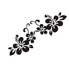 preiswerte Auto Aufkleber-Pflanze Blumen Auto spezielle Autoaufkleber.