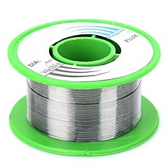 cheap Accessories-Wlxy High Quality Wl-0410 0.4Mm Tin Solder Roll - Silver Color