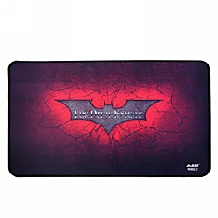 The Dark Knight Professional Gaming Mouse Pad (42x25x0.2cm)-Black