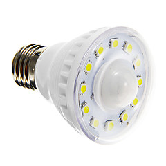 cheap LED Bulbs-2W 85-150 lm E26/E27 LED Spotlight A60(A19) 12 leds SMD 5050 Sensor Warm White Cold White AC 220-240V