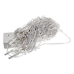 お買い得  LED ストリングライト-10メートル100 ledsハロウィーンの装飾的な光祭りストリップライト - 普通の文字列の照明rgb(220v)