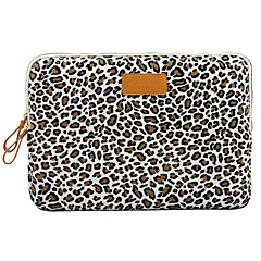"11,6"" 12,1"" 13,3"" lærred Leopard laptop cover rystesikret tilfældet for macbook dell thinkpad til Sony hk Samsung"