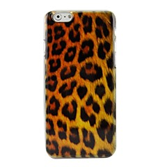 Voor iPhone 6 hoesje iPhone 6 Plus hoesje Hoesje cover Patroon Achterkantje hoesje Luipaardprint Hard PC vooriPhone 6s Plus iPhone 6 Plus