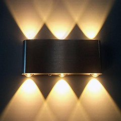 abordables Luces de Interior-BriLight Moderno / Contemporáneo Metal Luz de pared 90-240V 1w
