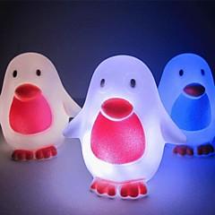 お買い得  LED アイデアライト-LEDナイトライト 防水 バッテリー PVC 1ライト 電池付き 9.0*8.0*5.0cm