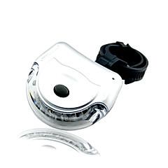 tanie Światła rowerowe-Latarki LED Światła rowerowe Tylna lampka rowerowa LED Kolarstwo Alarm AAA Lumenów Bateria Kolarstwo