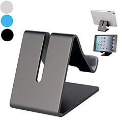 supporto del basamento multifunzionale del metallo per iphone ipad mini tablet pc