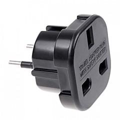 preiswerte Kabel & Adapter-Großbritannien ZUM EU-Wechselstrom-Spielraum-Stecker-Adapter-Buchse Konverter 10a / 16a 240v