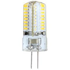 ywxlight® 3w g4 led corn lyser ledet bi-pin lys 64 leds smd 3014 varm hvid 300lm 3000-3500k ac 100-240v