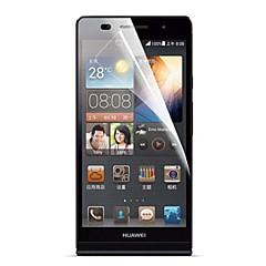 abordables Protectores de Pantalla para Huawei-Protector de pantalla Huawei para Huawei P6 PET 1 pieza Ultra Delgado