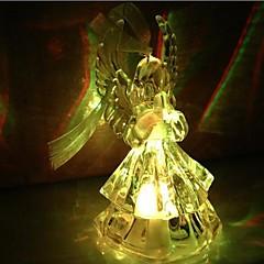 お買い得  LED アイデアライト-cowayアクリル祈り天使カラフルなled夜光高品質