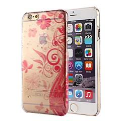 economico Custodie per iPhone 6 Plus-Custodia Per Apple iPhone 6 Custodie per retro Frasi famose Resistente PC per Apple