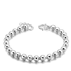 Pentru femei Brățări cu Lanț & Legături Design Basic stil minimalist costum de bijuterii Argilă Circle Shape Bijuterii Pentru Nuntă