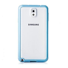 billige Galaxy Note 3 Etuier-For Samsung Galaxy Note Other Etui Bagcover Etui Helfarve PC Samsung Note 3