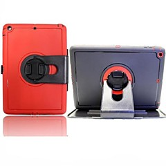 abordables Accesorios para Apple-Funda Para iPad Air Antigolpes Impermeable con Soporte Funda de Cuerpo Entero Un Color ordenador personal para iPad Air