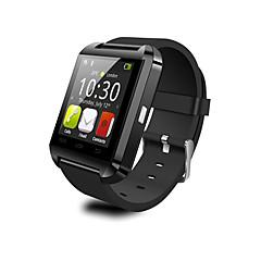 Smart Watch Puettavat - Bluetooth 3.0 - Handsfree puhelut / Viesti-ohjain / Kamera-ohjain -Activity Tracker / Sekunttikello /