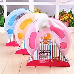 abordables Juguetes para Perro-Perros / Gatos Juguetes Interactivo Plástico