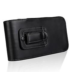 Для Кейс для Sony / Xperia Z3 Кошелек Кейс для Мешочек Кейс для Один цвет Твердый Искусственная кожа для Sony Sony Xperia Z3