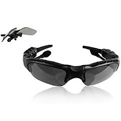 abordables Auriculares (Cuello)-estilo de cristal bluetooth estéreo inalámbrico de auriculares deporte auricular bluetooth para el iphone y otros